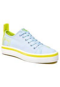 Big-Star - BIG STAR Tenisówki FF274A066 Niebieski. Kolor: niebieski