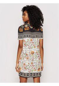 Desigual Sukienka letnia Baltimore 21SWVW06 Kolorowy Relaxed Fit. Wzór: kolorowy. Sezon: lato