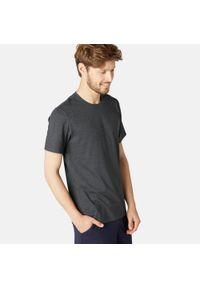 Koszulka do fitnessu NYAMBA z krótkim rękawem, krótka