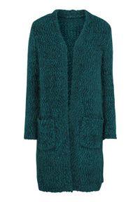 Sweter Cellbes w kolorowe wzory, z długim rękawem