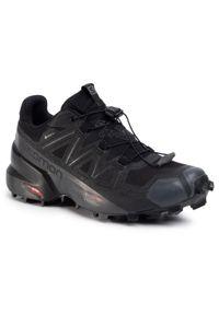 Czarne buty do biegania salomon z cholewką, Salomon Speedcross, Gore-Tex