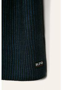 Niebieski szalik Blend