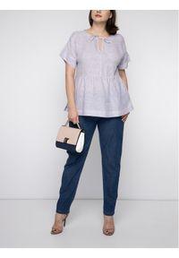 Niebieskie jeansy Persona by Marina Rinaldi