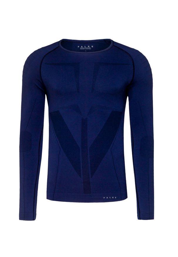 Niebieska koszulka termoaktywna Falke