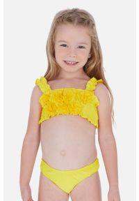 Żółty strój dwuczęściowy Mayoral