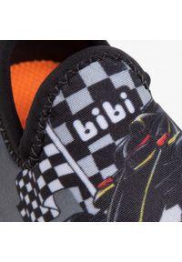 Bibi - Półbuty BIBI - Space Wave 545235 Print/Black/Grey. Kolor: czarny. Materiał: materiał. Wzór: nadruk