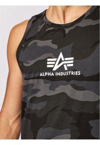 Szary tank top Alpha Industries