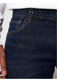 Armani Exchange Jeansy 8NZJ14 Z2DXZ 1500 Granatowy Skinny Fit. Kolor: niebieski