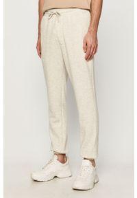 Białe spodnie dresowe Jack & Jones
