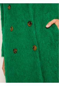 Zielony płaszcz przejściowy TwinSet