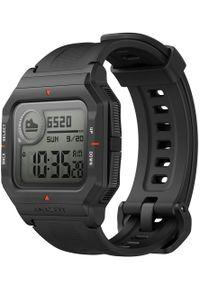 AMAZFIT - Amazfit smartwatch Neo, Black. Rodzaj zegarka: smartwatch. Kolor: czarny. Styl: retro