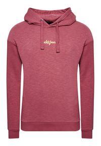 Jack & Jones - Jack&Jones Bluza Stockholm 12186285 Różowy Relaxed Fit. Kolor: różowy