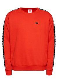 Kappa Bluza Ildan 309004 Czerwony Regular Fit. Kolor: czerwony