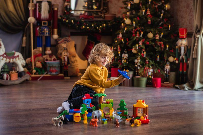 5 pomysłów na prezent dla chłopca
