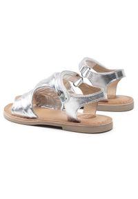 Srebrne sandały Gioseppo