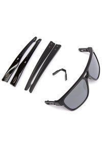 Czarne okulary przeciwsłoneczne Oakley #3