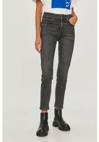 Szare jeansy MAX&Co.
