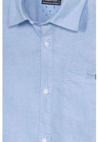 Fioletowa koszula Mayoral casualowa, długa, na co dzień, z długim rękawem