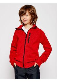 Czerwona bluza Reima