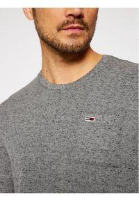 Szara koszulka z długim rękawem Tommy Jeans