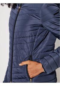 Niebieska kurtka przejściowa Geox #6