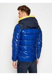 Niebieska kurtka puchowa CMP