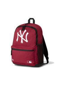 New Era - NEW ERA NEW YORK YANKEES > 12381023. Materiał: materiał, poliester. Wzór: paski. Styl: elegancki