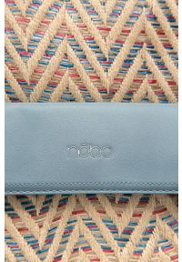 Niebieski plecak Nobo