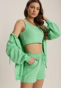 Renee - Jasnozielony Komplet Trzyczęściowy Kelleth. Kolor: zielony