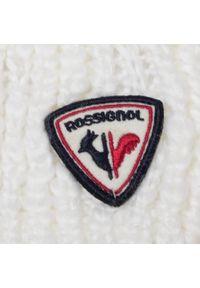 Biała czapka zimowa Rossignol