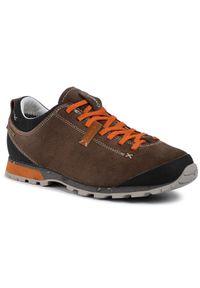 Aku - Trekkingi AKU - Bellamont 3 Suede Gt GORE-TEX 504.3 Beige/Orange. Kolor: brązowy. Materiał: skóra, materiał, zamsz. Szerokość cholewki: normalna. Technologia: Gore-Tex. Sport: turystyka piesza