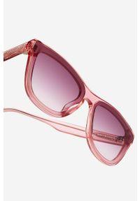 Hawkers - Okulary przeciwsłoneczne ONE DOWNTOWN - PINK. Kolor: różowy