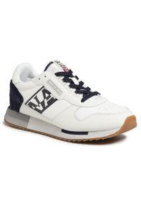 Białe sneakersy Napapijri