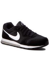 Czarne półbuty Nike