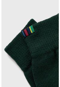 PS PAUL SMITH - PS Paul Smith - Rękawiczki. Kolor: zielony