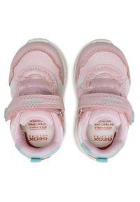 Geox Sneakersy B Pillow G. C B154FC 085GN C8W1Z Różowy. Kolor: różowy