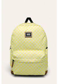 Żółty plecak Vans