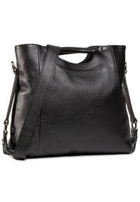 Czarna torebka klasyczna Creole