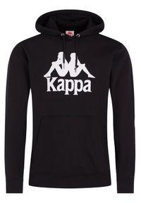 Czarna bluza Kappa