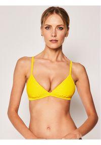 Żółte góra bikini Seafolly