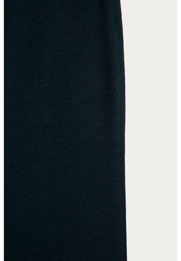 Szare legginsy GAP z podwyższonym stanem