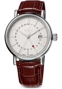 Zegarek Swiza damski ALZA GMT, SST (WAT.0142.1001)
