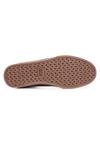 Czarne buty sportowe Etnies z cholewką