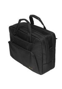 Czarna torba na laptopa TRACER klasyczna