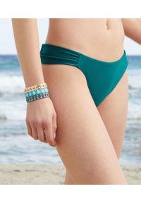 Pipper Majtki Bikini - 38 - Zielony - Etam. Kolor: zielony