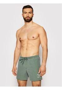 """Quiksilver Szorty kąpielowe Surfwash 15"""" EQYJV0369 Zielony Regular Fit. Kolor: zielony"""