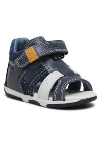 Geox Sandały B S.Tapuz B. A B150XA 0CL22 C4211 Granatowy. Kolor: niebieski #1