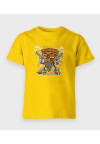 MegaKoszulki - Koszulka dziecięca Pizza cowboy. Materiał: bawełna