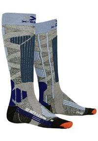 X-Socks Skarpety narciarskie damskie Ski Rider. Sport: narciarstwo