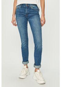 Cross Jeans - Jeansy Anya. Kolor: niebieski